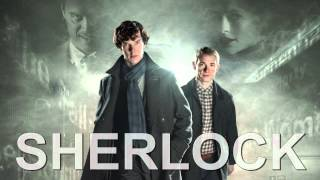 BBC Sherlock (Series 2) Soundtrack - Sherlocked (Irene scene song)