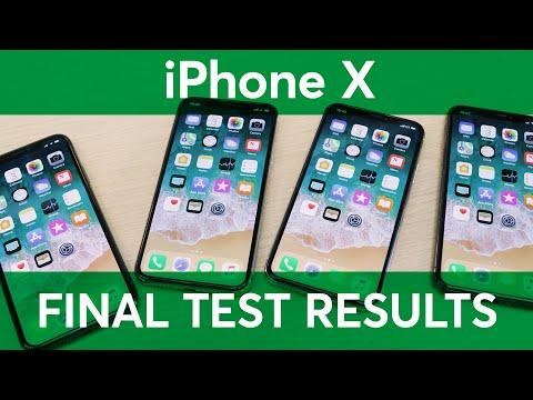 Jämförelse Iphone 8 Och X