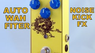Bertha Auto Wah (Envelope Filter) - NoiseKICK FX