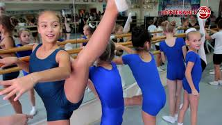 В отборе в Академию танца Бориса Эйфмана поучаствовали более ста нефтекамцев