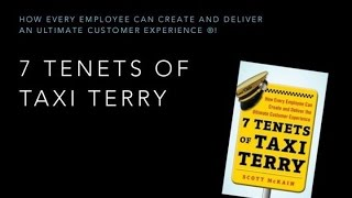 """What YOU Do Can Make A Difference - The """"Taxi Terry"""" Story"""