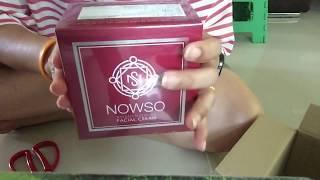 ครีมบำรุงหน้านาวโซ (NOWSO SKIN CREAM)