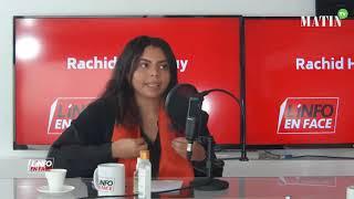 L'Info en Face, la parole aux jeunes Lamya Ben Malek