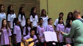 Coral Maria Gai Grendel - Minha Canção ( Chico Buarque)