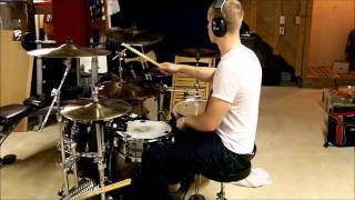 Memphis May Fire - The Sinner - Drum Cover