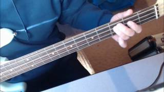 Jeans On (Bass Cover)