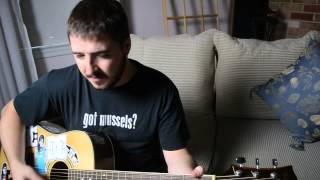 Jaded - Mest Acoustic Cover
