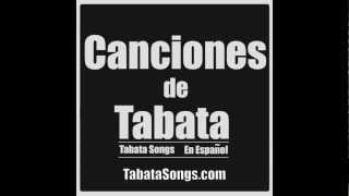 Canciones de Tabata