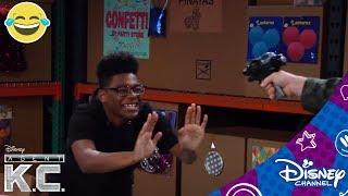 L'Agent K.C. | La mission d'Ernie | Disney Channel BE