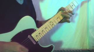Trust - Antisocial - Cover solo by Kam HAKIL