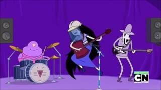 Adventure Time Marceline Francis Forever