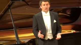 """JONAS KAUFMANN-""""Winterreise""""-4.Erstarrung-Franz Schubert-D.911,op.89"""