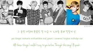 GOT7 - Everyday (매일) [HAN|ROM|ENG Color Coded Lyrics]