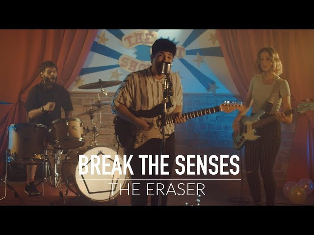 Break the Senses - The Eraser. Primer single de su próximo LP