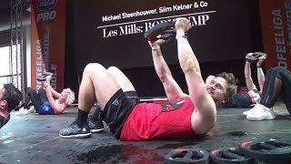 LesMills BodyPump 103 (9 - Core) | Reebok Fitness Festival 2017