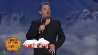 Eddie Izzard presents The United Nations of Comedy | CBC