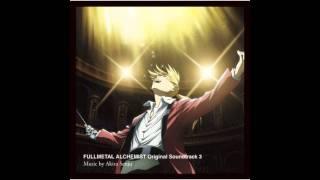 Fullmetal Alchemist Brotherhood OST 3 - 21. Sorrowful Stone