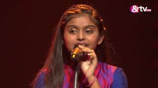 Pooja Insa - Ek Kudi - Liveshows - Episode 17 - The Voice India Kids