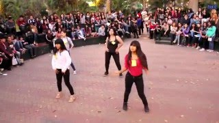 "Parque Castilla Diciembre 2015 miss A ""Only You(다른 남자 말고 너)""  by Crash Perú"