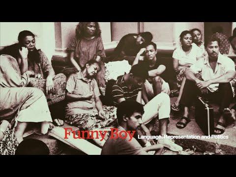 Funny Boy: Tamil language, representation and politics