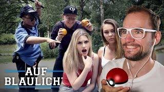 MÄDCHEN werden von NERD belästigt! | AUF BLAULICHT | JONAS | REACTION
