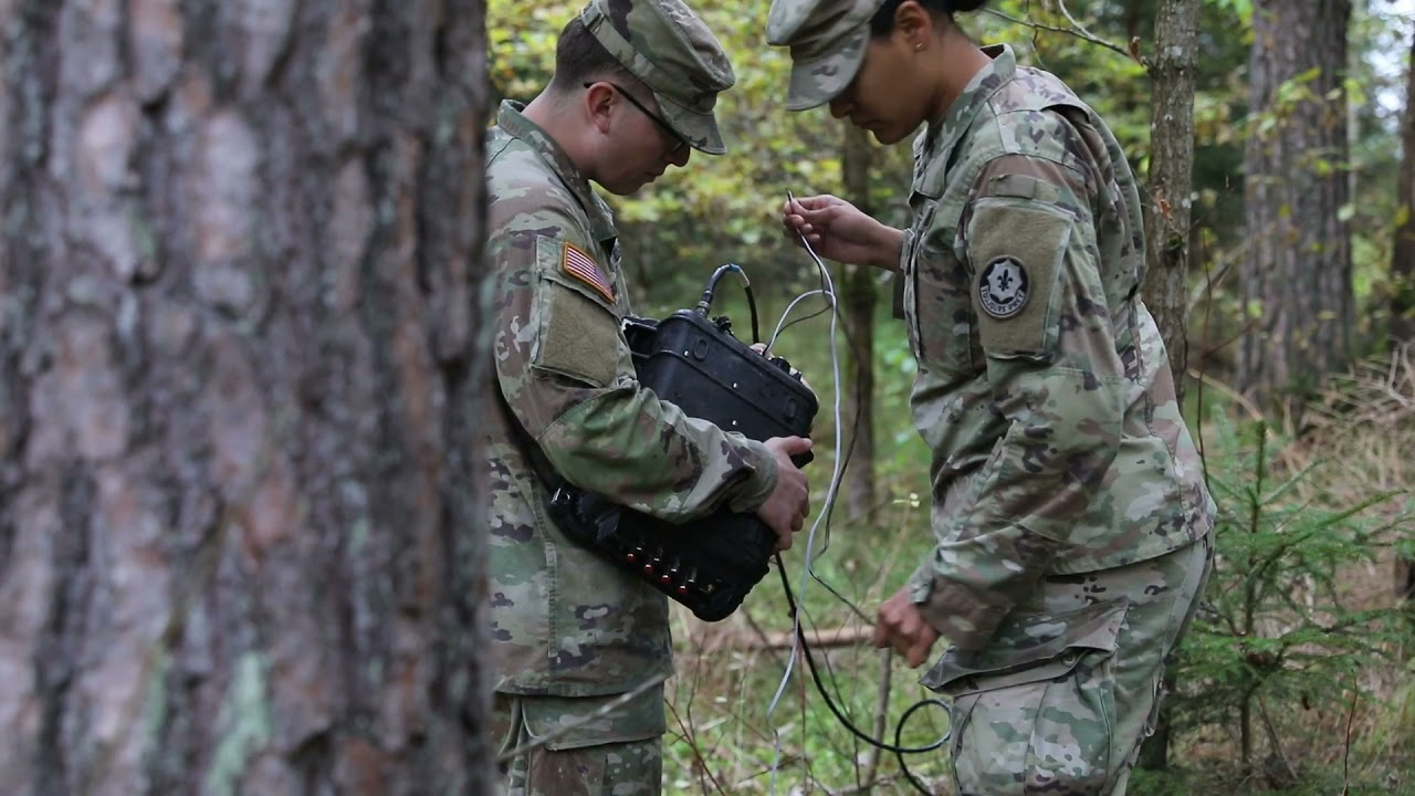 US Military News • Counter IED Course Trains US Soldiers to Stay Alert