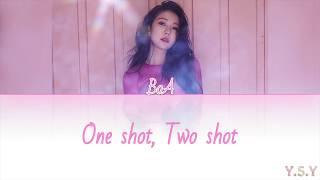 BoA - One Shot Two Shot (Han/Rom/Eng Lyrics)