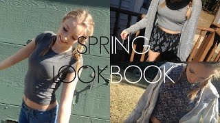 Spring Lookbook 2016   BeautyLoverCutie
