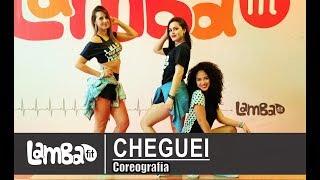 Cheguei - Ludmilla - Coreografia Lambafit - Aula