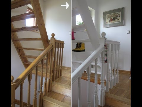 Loft na klatce schodowej