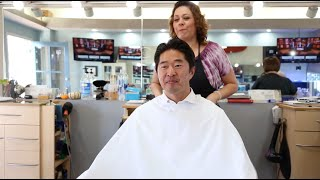 Dr. Park's Haircut SEG - Live From 205