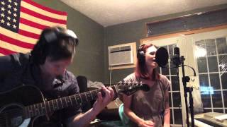 """"""" I Wanna Rock"""" Twisted Sister cover by Carly Krantz and Shawn Fanning"""