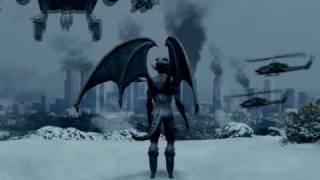 GORILLAZ - Rhinestone Eyes VIDEO