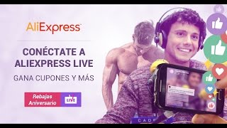 AliExpress LIVE - Teaser  ES