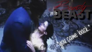 "[spoilers!] Beauty and the Beast || ""...you came back."" 
