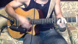 The Offspring - Gone Away (acoustic cover)
