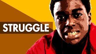 """STRUGGLE"" Dope Trap Beat Instrumental 2017 | Lit Wavy Rap Hiphop Freestyle Trap Type Beat | Free DL"