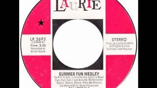 "California – ""Summer Fun Medley"" (Laurie) 1981"