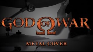 "God Of War ""Main Title"" ► Metal Cover"