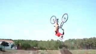 backflip Dirt DH bike