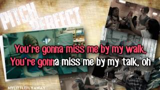 Anna Kendrick - Cups (When I'm Gone) Karaoke/ Instrumental