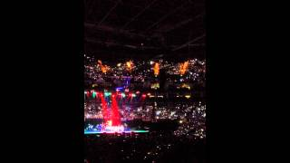 SING IT LOUDER - AFRICAN CHILDRENS CHOIR & YOUNG VOICES CHOIR AT O2 - 29TH JAN 2013