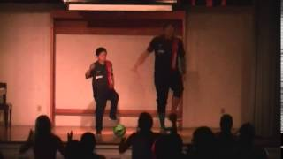 We Are One - Ole Ola World Cup Song - Dance Fitness w/ Crazy Sock TV
