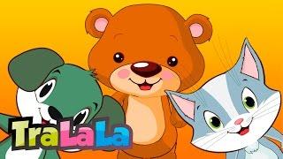 Fuga jucăriilor - Cântece pentru copii | TraLaLa