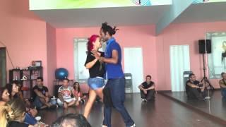 Kizomba - Ana Oliveira e Helio Santos