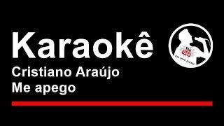 Cristiano Araújo Me apego Karaoke