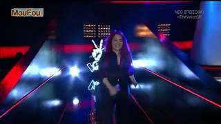 The voice | Battles Πασχάλης VS Ελένη (cose de la vita)