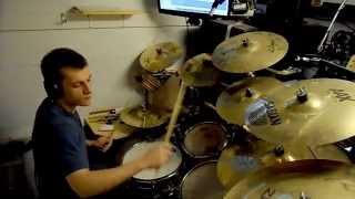 Kids With Guns- Gorillaz Drum Cover