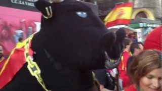 La Vaca que Ríe (feat. El Toro que Empuja)
