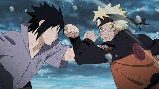Naruto vs Sasuke  - Apashe - Battle Royale [AMV]